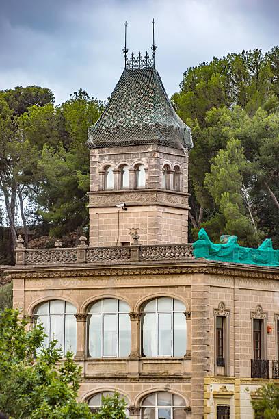 Casa Museo Gaudi.Top 60 Casa Museu Gaudi Stock Photos Pictures And Images Istock