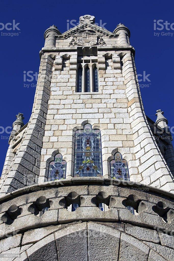 Gaudí palace (Astorga, España) - foto de stock