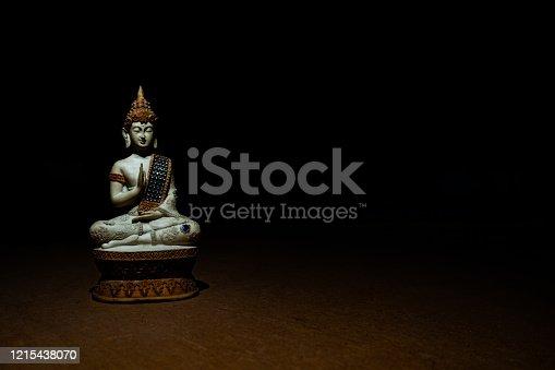 A beautiful Wallpaper of Gautam Buddha.
