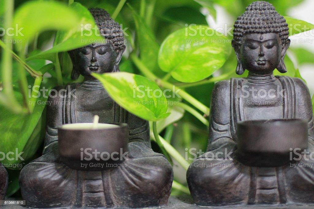 Gautama Buddha stock photo