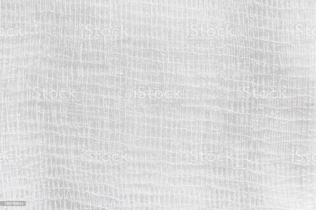 Gauze Bandage Closeup royalty-free stock photo