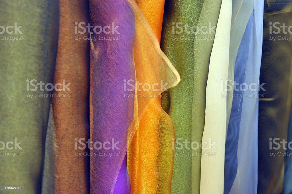 Gauze Cloth Wholesale / Retail royalty-free stock photo