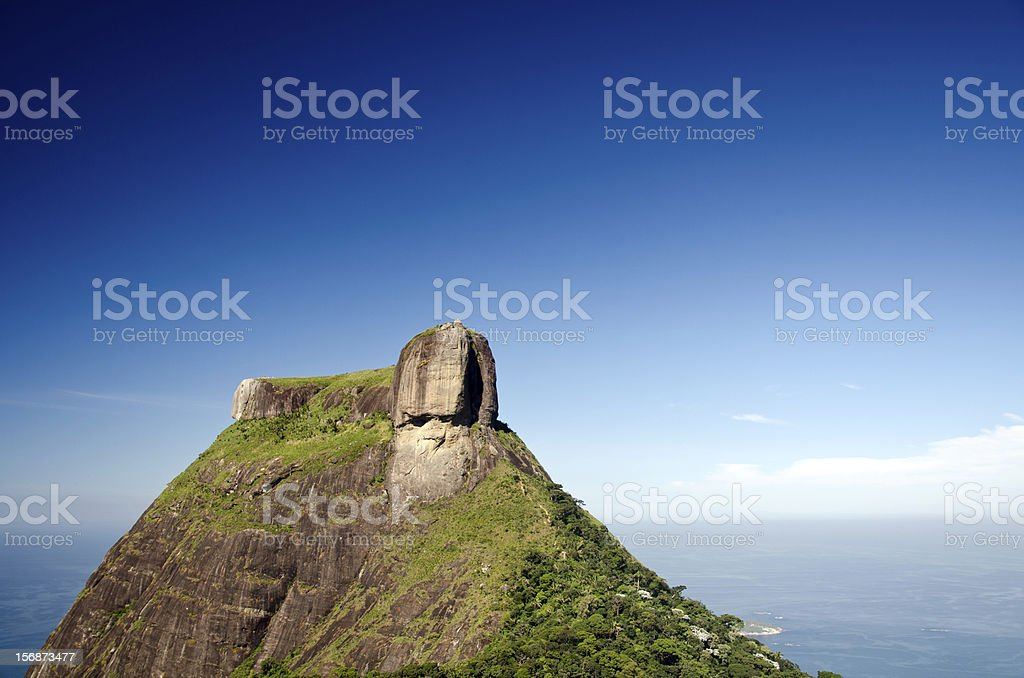 Gavea Stone stock photo