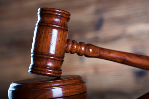 gavel. mallet of the judge. - exploitation stock photos and pictures