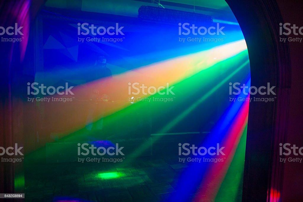 gay empty dance floor