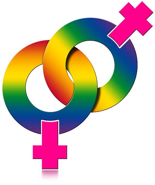 Lesbian Sexual Activity Women Multi Colored  - Istock-1474