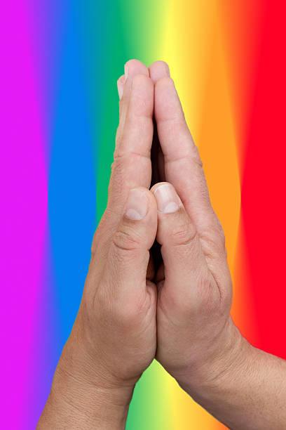 gay-Flagge – Foto