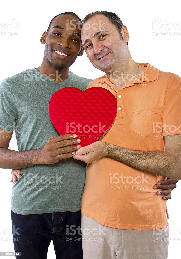 Board Couple Interracial Message