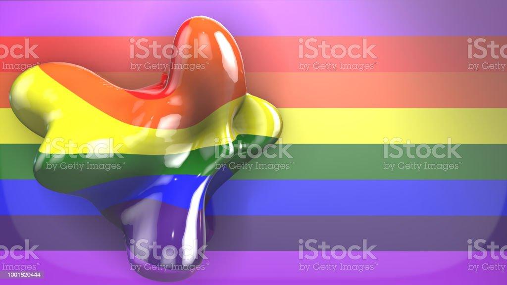 Gay graphic lesbian
