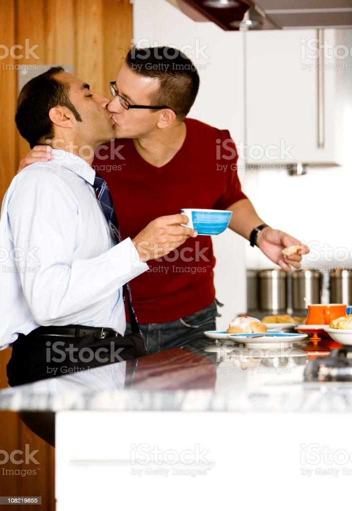 Gay Lifestyle Guten Morgen Stockfoto Und Mehr Bilder Von 40
