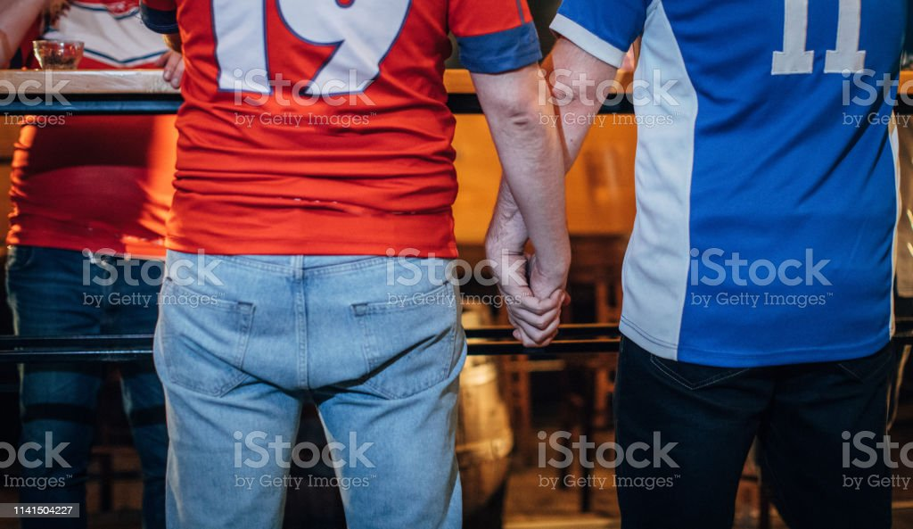 sports men Gay