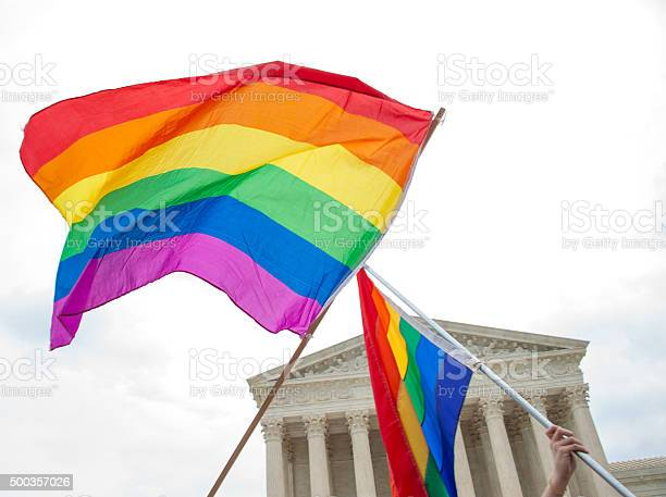 Gay pride flags at the us supreme court picture id500357026?b=1&k=6&m=500357026&s=612x612&h=ih0virmtoifhlio5yloptoutssz 5bjdgzzgtkjq5le=
