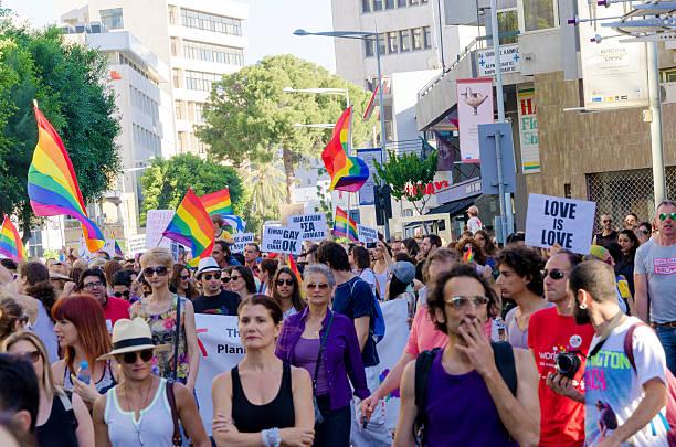 Gay Stolz Parade, Zypern – Foto
