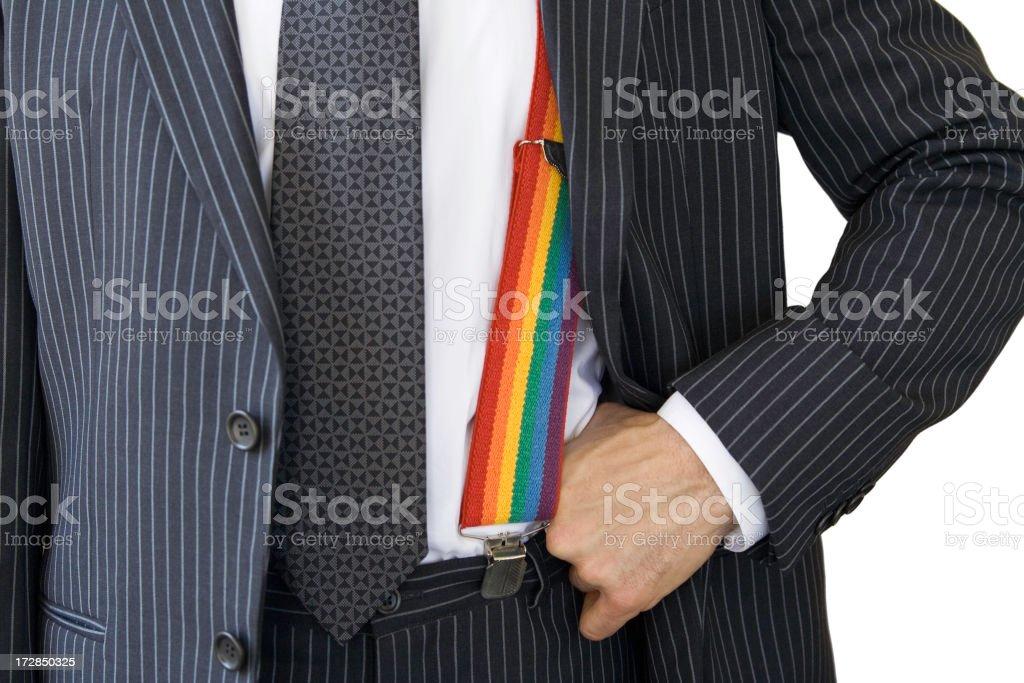 Gay Pride royalty-free stock photo