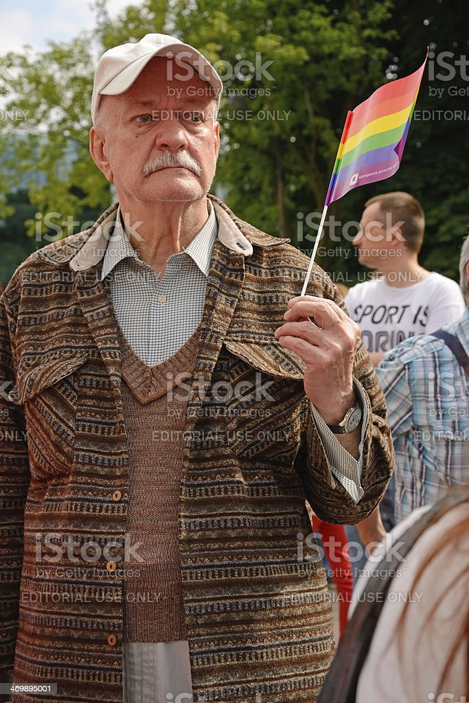 Gay Pride royalty-free stock photo