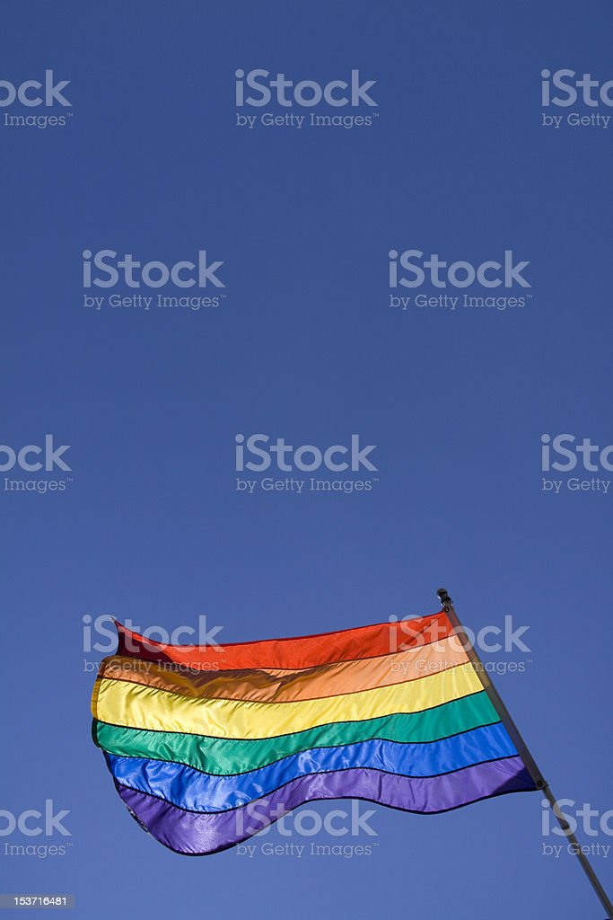 Gay Rights royalty-free stock photo