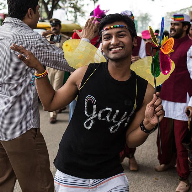 Gay_activist_bangalore – Foto