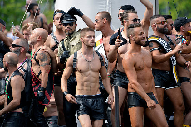 Gaypride 2015 stock photo