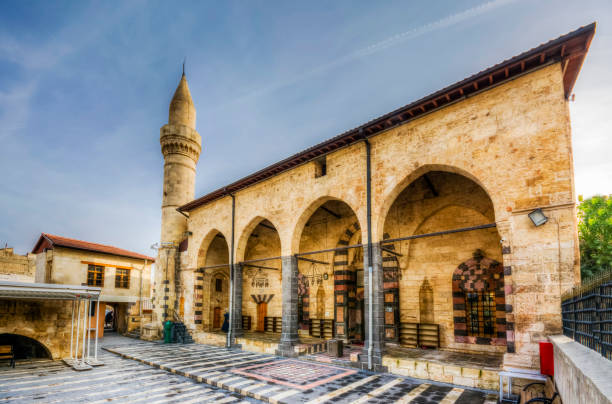 Gaziantep City in Turkey stock photo