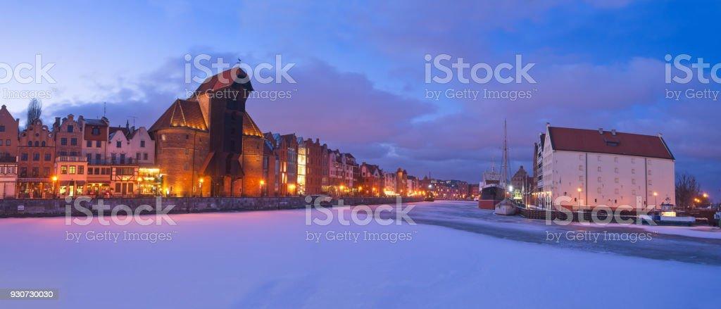 Gdansk  - Poland stock photo