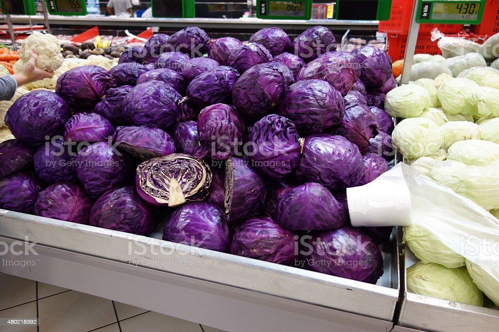 super marketの Geant - foto de stock