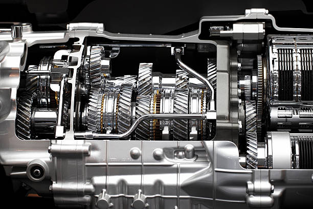 Gear Box Of Sports Car Gear Box Of Sports Car gearshift stock pictures, royalty-free photos & images