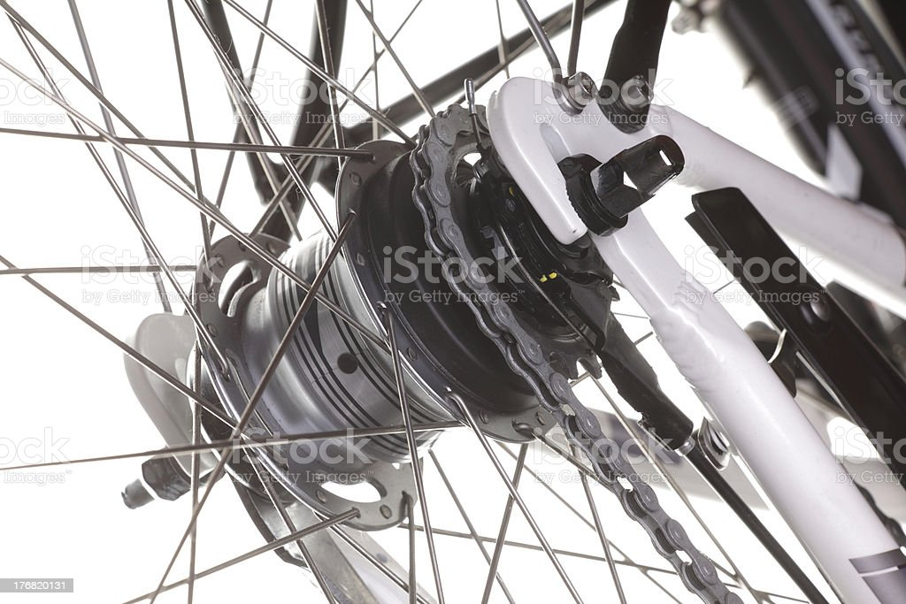 Gear Lever royalty-free stock photo