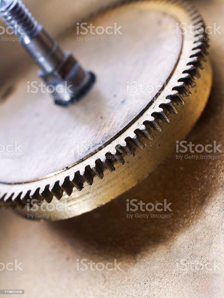 Gear stock photo