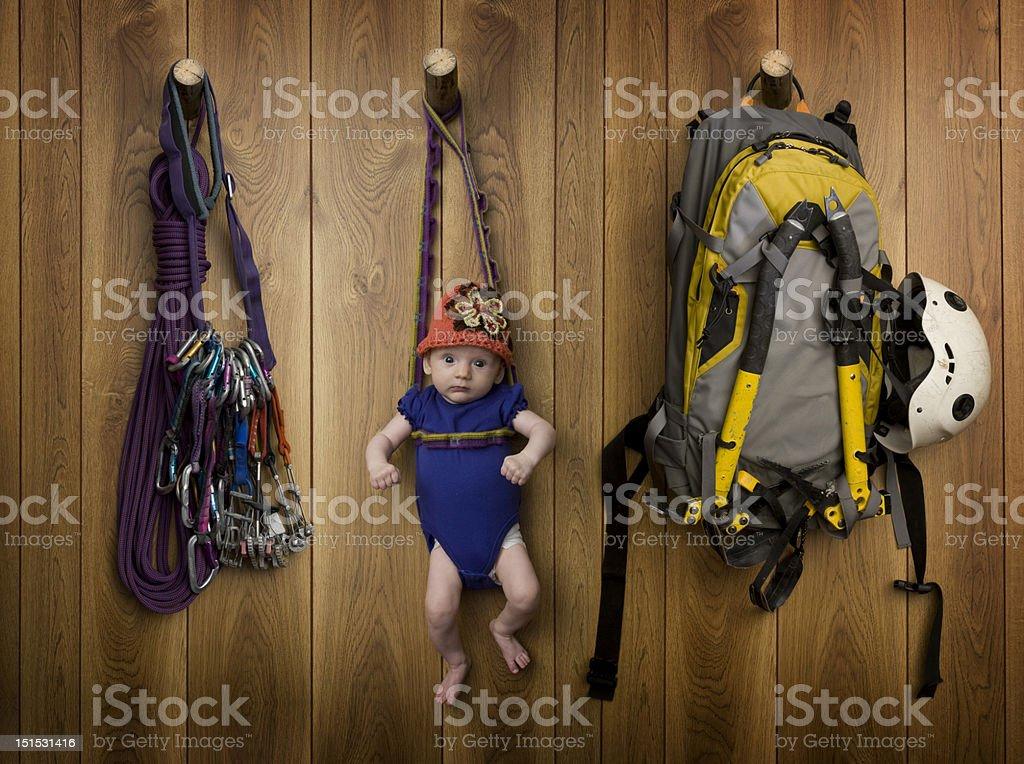 gear rack stock photo