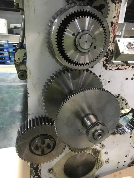 Gears Gears trabajo en equipo stock pictures, royalty-free photos & images