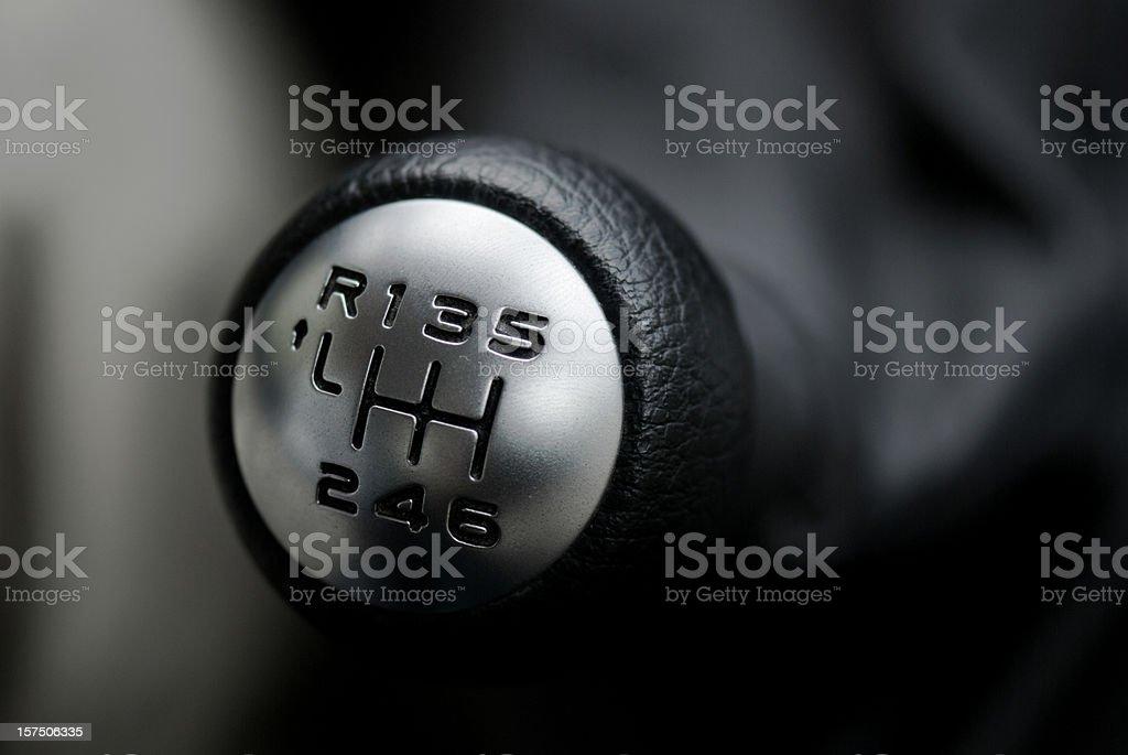 gearshift stock photo