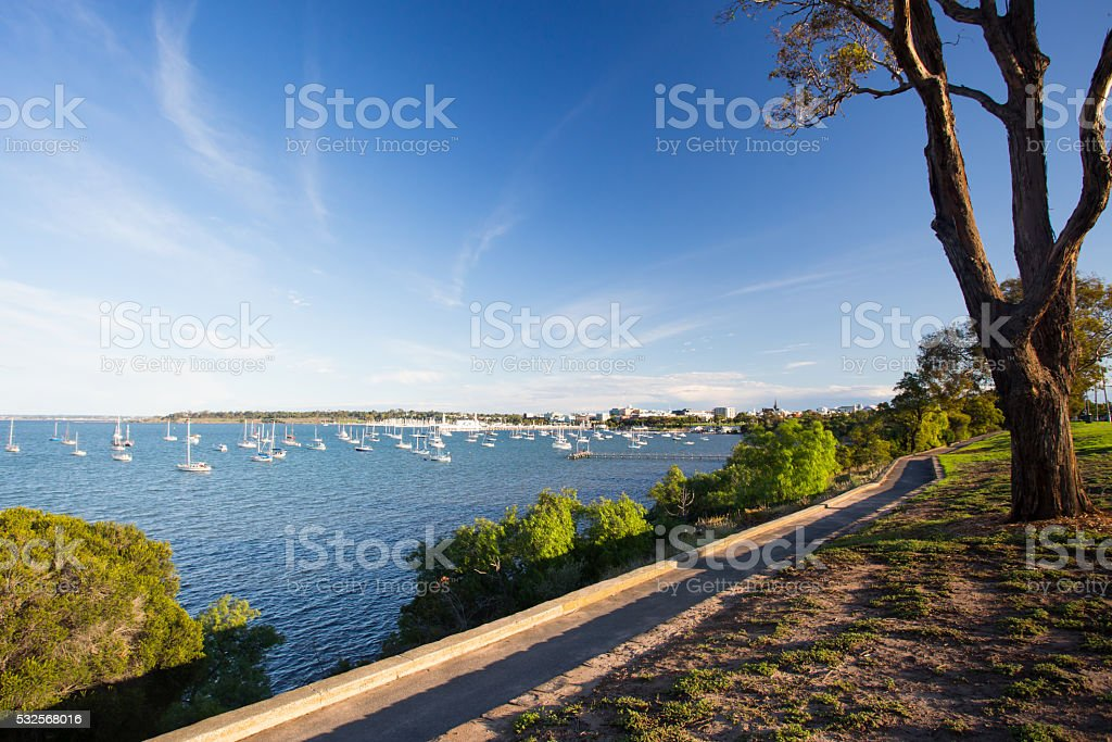 Geelong Waterfront stock photo