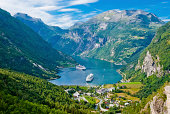 istock Geiranger Fjord, Norway 185652018