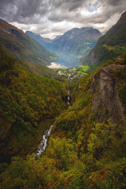 Geiranger Fjord – Foto