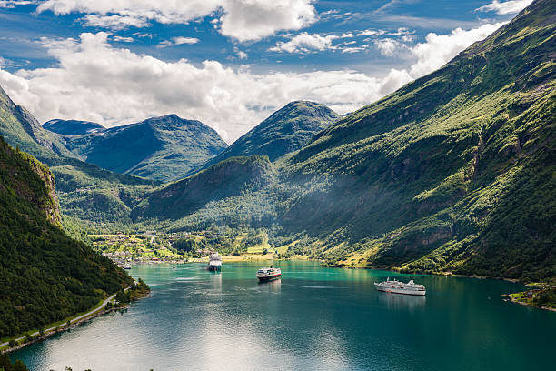 Geirangerfjord – Foto