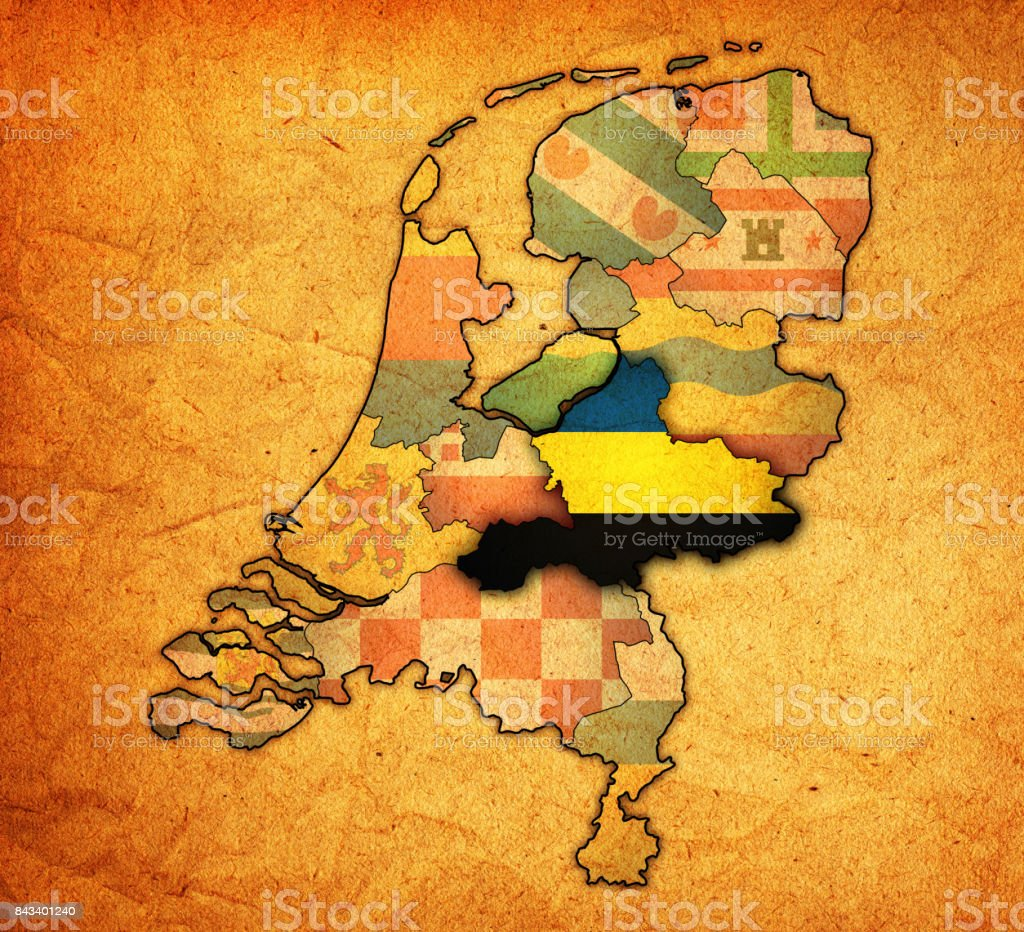 Netherlands Map Of Provinces%0A Netherlands Borders Map Project Manager Resume Sample