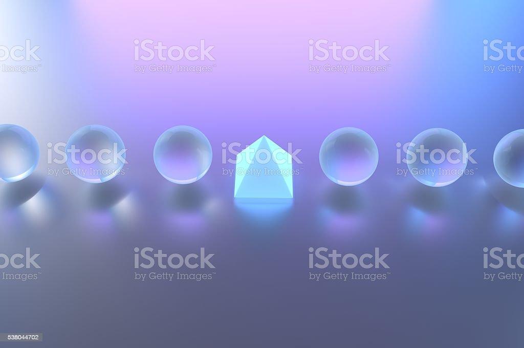 Juwel inmitten der Gruppe – Foto