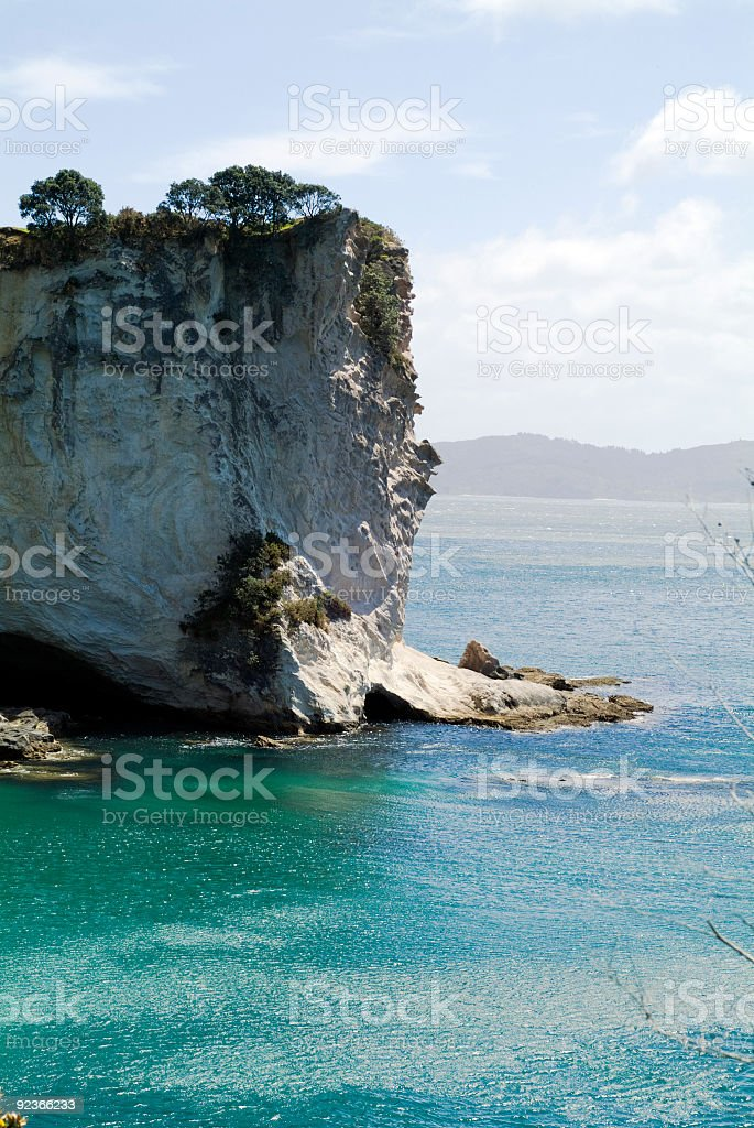 Gem bay royalty-free stock photo