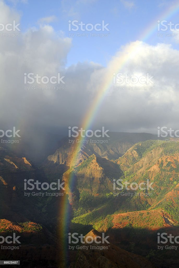 Gem of Kauai royalty-free stock photo