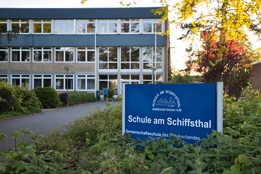 Gemeinschaftsschule Schule am Schiffsthal (name of School)