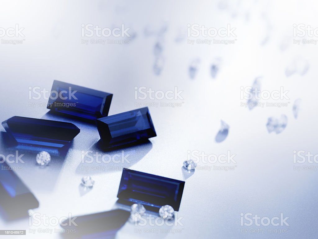 Gemstone Background royalty-free stock photo