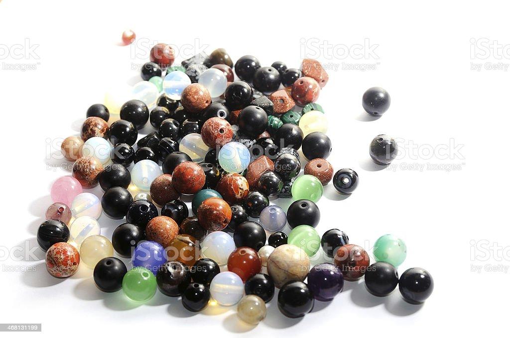 gemstones royalty-free stock photo