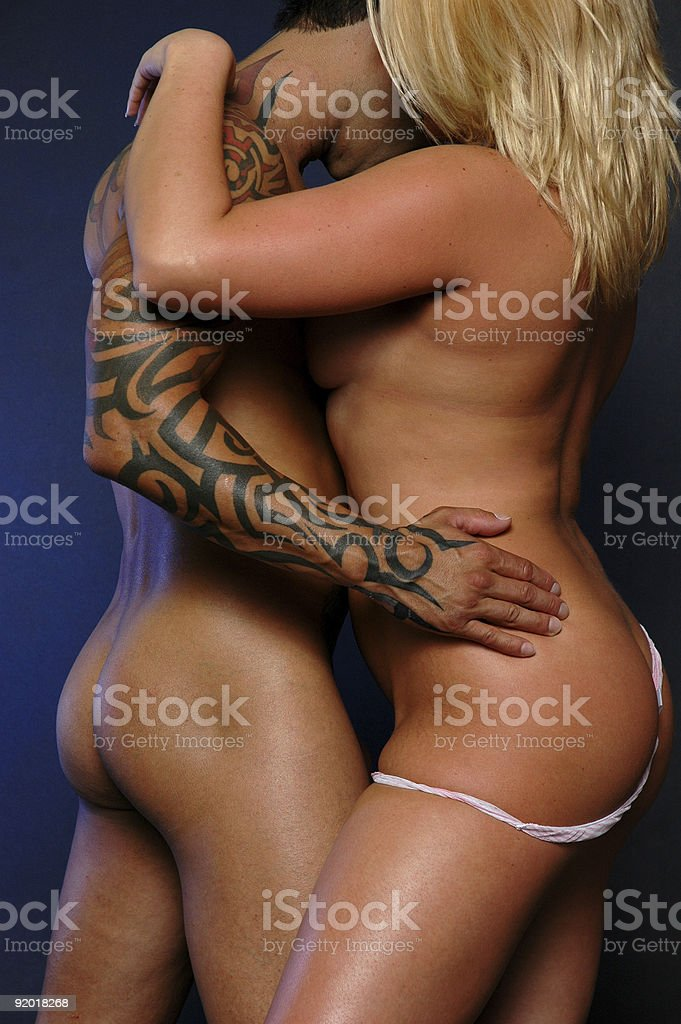 Gen X romance 1 stock photo