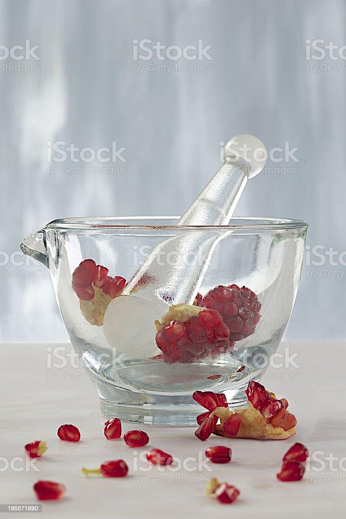 Genade - Medicinal Virtues royalty-free stock photo