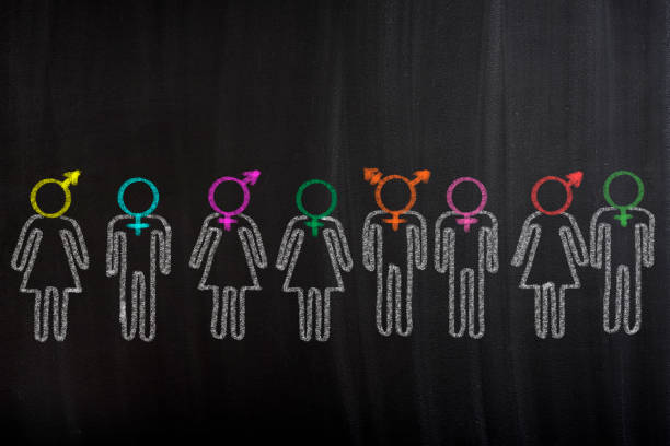Gender blend Gender blend lgbtqi rights stock pictures, royalty-free photos & images