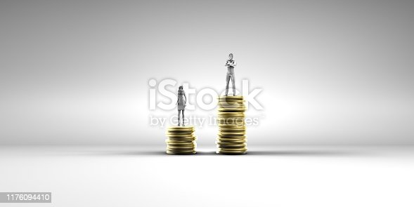 Gender Inequality for Salary Rights and Opportunities