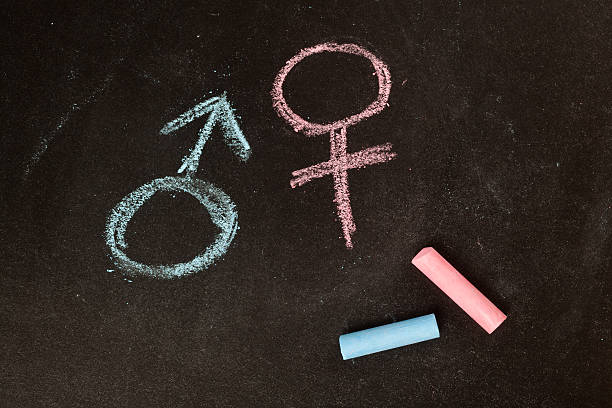 gender symbol - symbol stock pictures, royalty-free photos & images