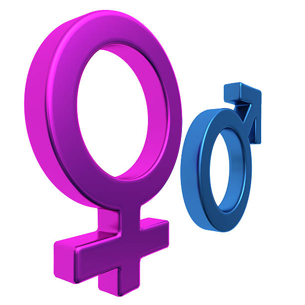 Royalty Free Gender Symbol Sexual Harassment Female Symbol Male