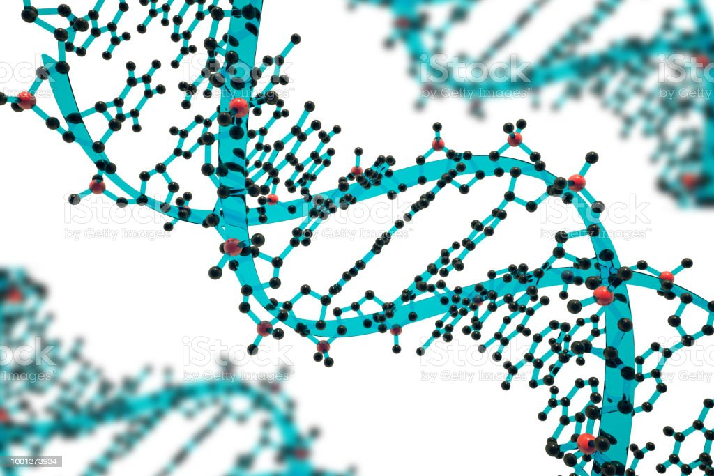 gene editing dna close-up backgroundsdna close-up backgroundsdna close-up backgrounds Analyzing Stock Photo