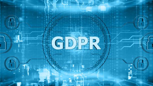 Konzept der Allgemeinen Datenschutzverordnung GDPR – Foto